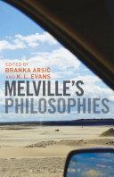 Melville's Philosophies Pdf/ePub eBook