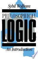 Philosophical Logic