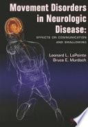 Movement Disorders in Neurologic Disease