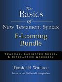 The Basics of New Testament Syntax E Learning Bundle