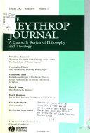 Heythrop journal - Band 43 - Seite 537