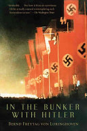In the Bunker with Hitler