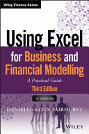 Using Excel for Business and Financial Modelling Pdf/ePub eBook