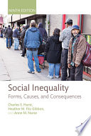 Social Inequality Book