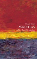 Malthus  A Very Short Introduction