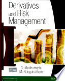 Derivatives and Risk Management Book
