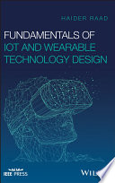 Fundamentals of IoT and Wearable Technology Design Book