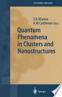 Quantum Phenomena in Clusters and Nanostructures