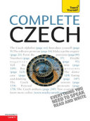 Pdf Complete Czech Beginner to Intermediate Course Telecharger