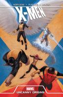X-Men: Uncanny Origins Pdf/ePub eBook