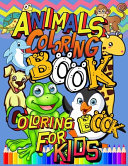 Animals Coloring Book  Coloring Book for Kids