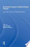 Economic Issues In Global Climate Change