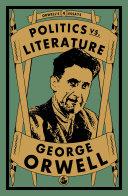Politics vs  Literature