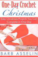 One Day Crochet Christmas