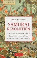 Samurai Revolution Pdf/ePub eBook
