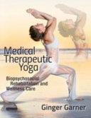 Pdf Medical Therapeutic Yoga