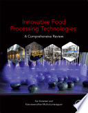 Innovative Food Processing Technologies Book
