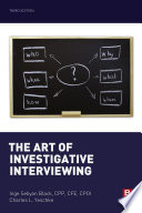 The Art of Investigative Interviewing Book