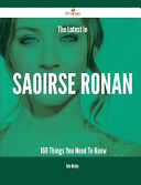 The Latest in Saoirse Ronan   160 Things You Need to Know