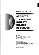 Handbook of antibiotic therapy for surgery-related infections