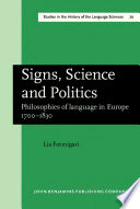 Signs  Science and Politics