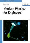 Modern Physics for Engineers Pdf/ePub eBook