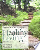 """Essential Concepts for Healthy Living"" by Sandra Alters, Wendy Schiff"