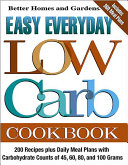 Easy Everyday Low Carb Cookbook Book PDF