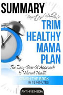 Summary Barrett   Allison s Trim Healthy Mama Plan