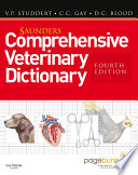 Saunders Comprehensive Veterinary Dictionary E Book Book PDF