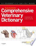 Saunders Comprehensive Veterinary Dictionary E-Book