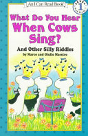 What Do You Hear When Cows Sing