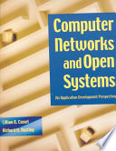 Computer Networks and Open Systems
