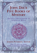 Pdf John Dee's Five Books of Mystery Telecharger