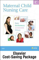 Maternal Child Nursing Care   Text and SImulation Learning System Book