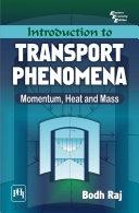 INTRODUCTION TO TRANSPORT PHENOMENA Pdf/ePub eBook