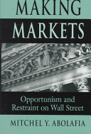 Making Markets