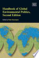 Handbook of Global Environmental Politics