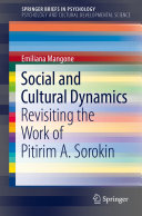Pdf Social and Cultural Dynamics Telecharger