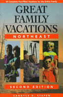 Great Family Vacations Northeast