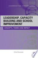 Leadership In Education Book PDF
