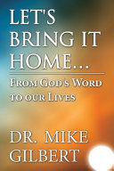 Let's Bring It Home... Pdf/ePub eBook