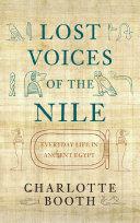Lost Voices of the Nile [Pdf/ePub] eBook