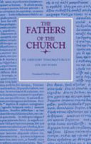 Pdf Life and Works (The Fathers of the Church, Volume 98)
