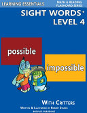 Sight Words Plus Level 4: Sight Words Flash Cards with Critters for Grade 2 & Up Pdf/ePub eBook