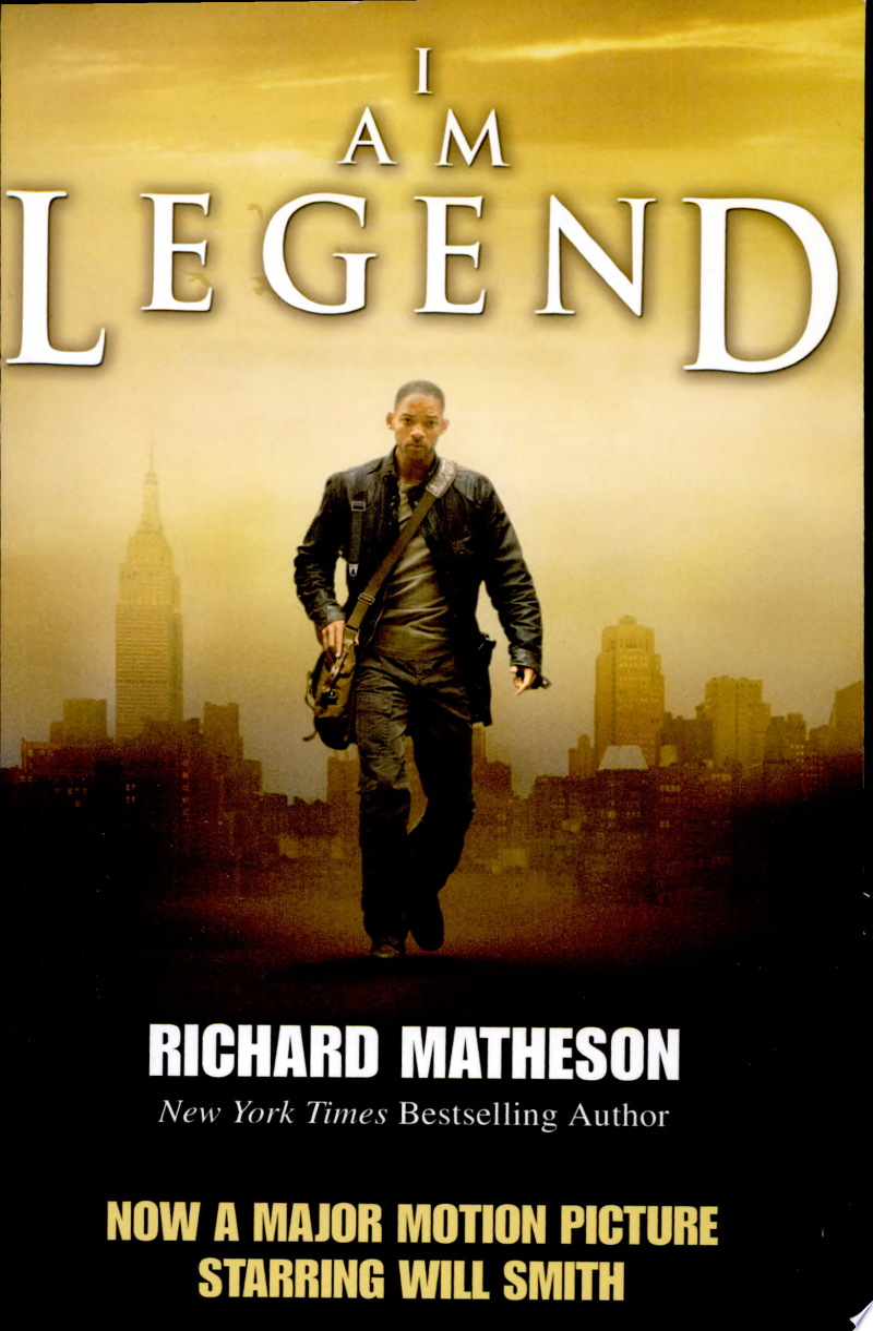 I Am Legend banner backdrop