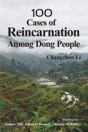 100 Cases of Reincarnation Among Dong People [Pdf/ePub] eBook