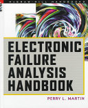 Electronic Failure Analysis Handbook Book