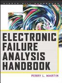 Electronic Failure Analysis Handbook Book PDF