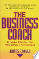 The Business Coach Book